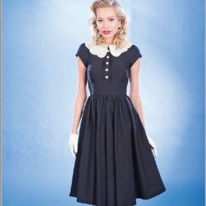 Stop Staring Gladiola Swing Dress